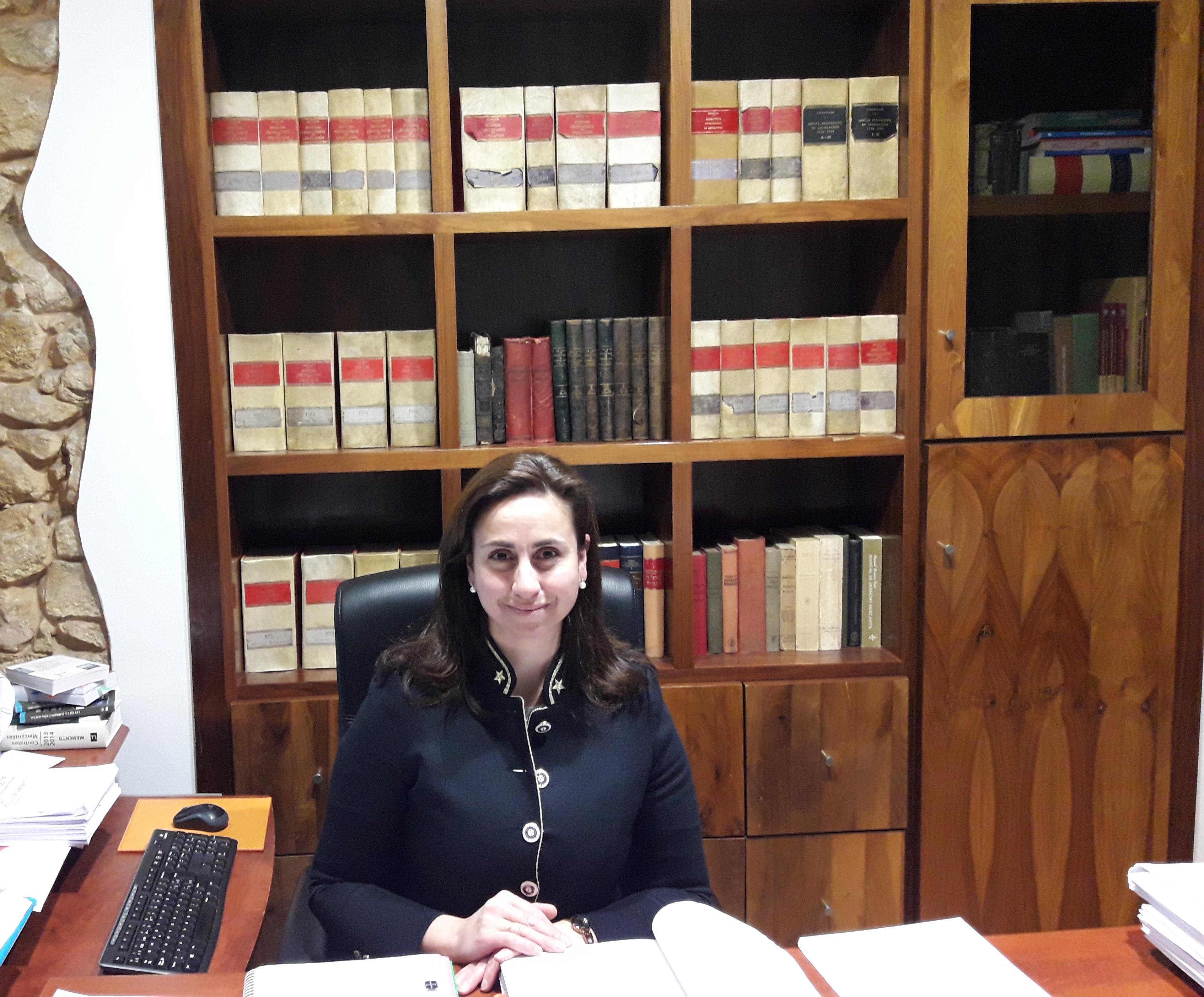 Patricia Esteban - Abogada - Oviedo - EFA - EFPA - EIA - EIP - Legal