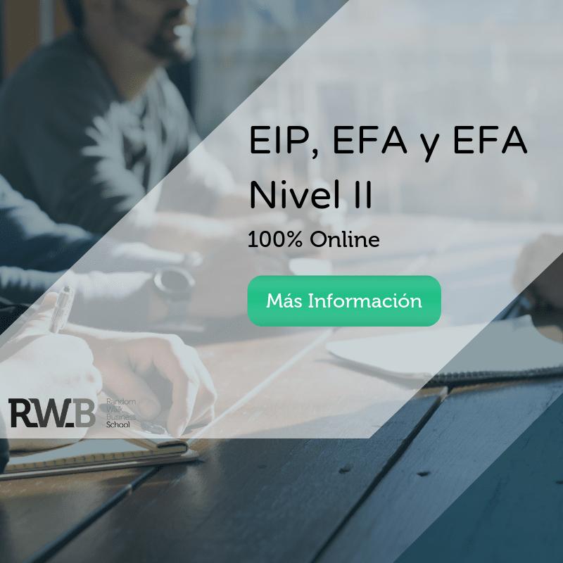 EIP, EFA y EFA Nivel II online