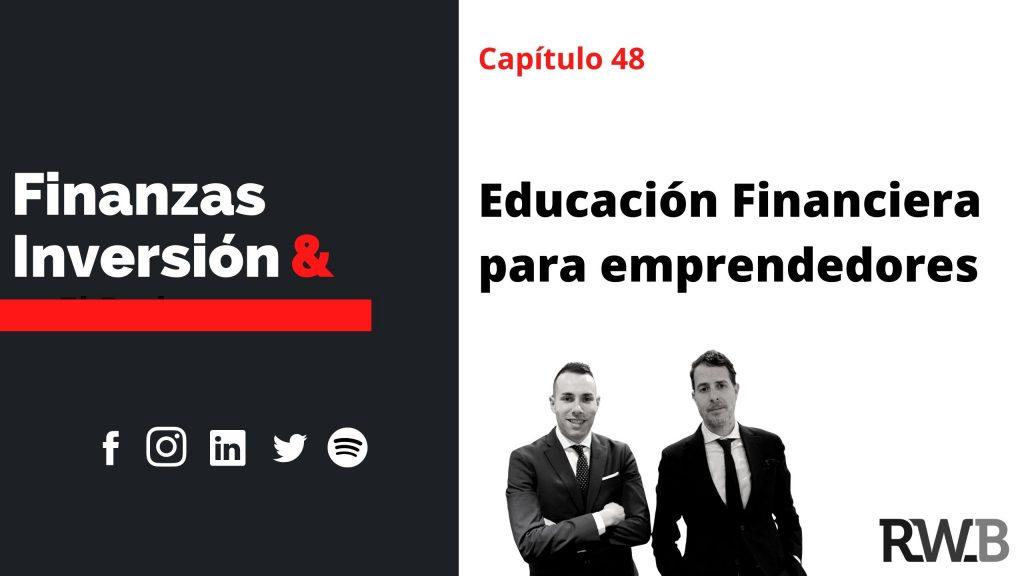 Educación Financiera para emprendedores